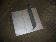 FV432.Clansman amplifier mounting plate.